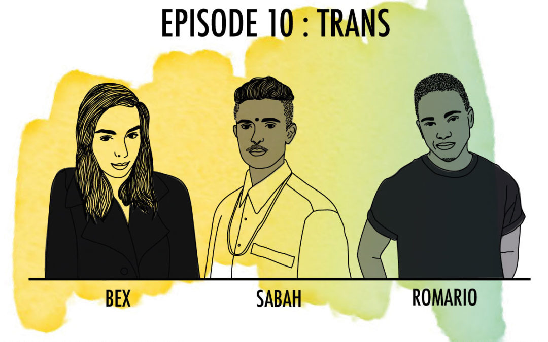 Interview on Kicking the Kyriarchy – Episode 10: Trans